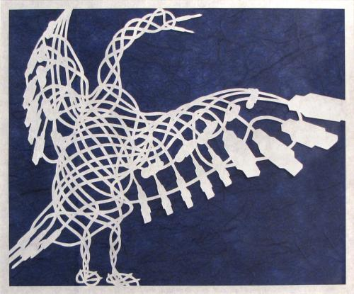 Corded Goose